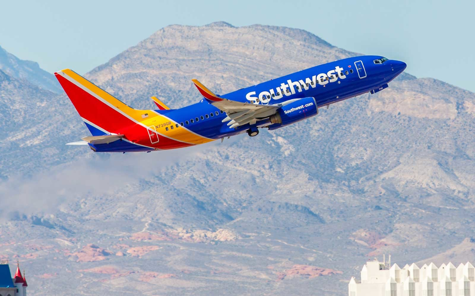 southwest airline baggage policy