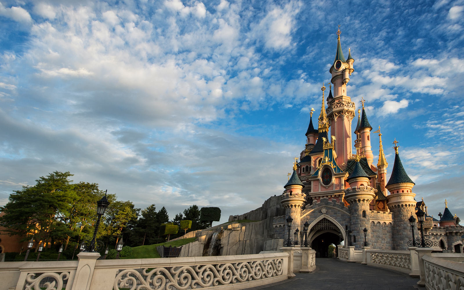 Sleeping Beauty Castle, Disneyland Paris, France