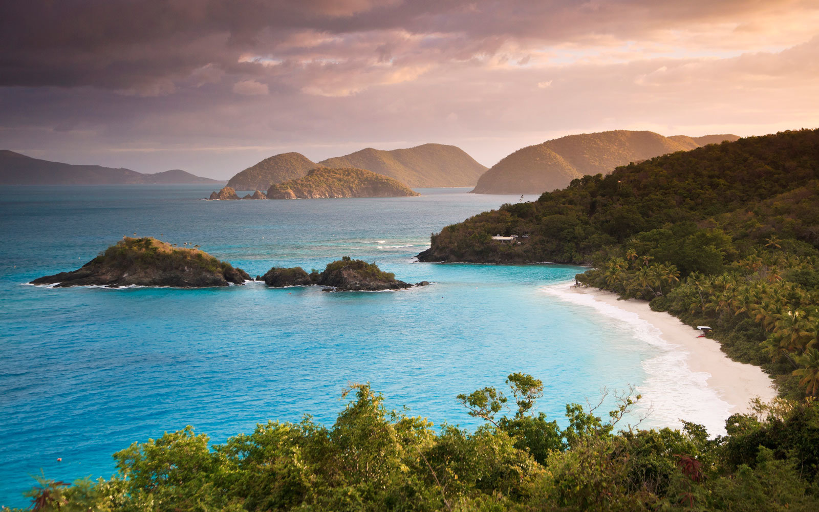 Visiting the U.S Virgin Islands