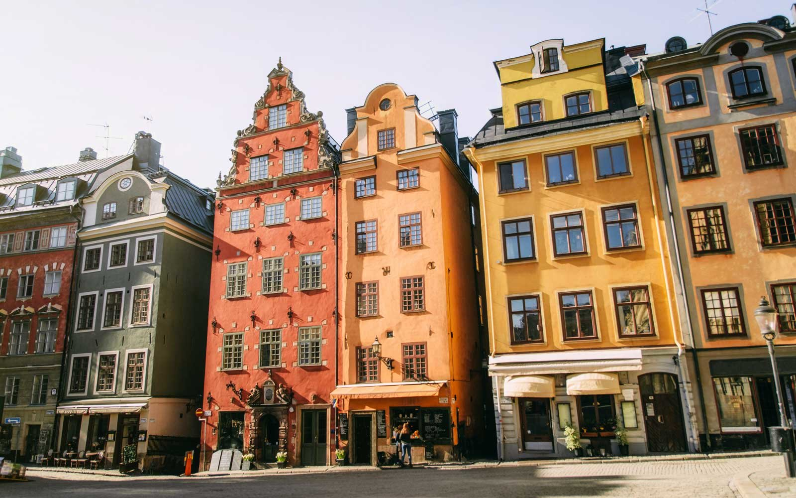 Cheap Travel To Stockholm