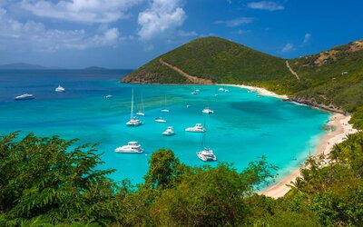 Christmas In July 2019 Bvi.British Virgin Islands Vacation Guide Travel Leisure