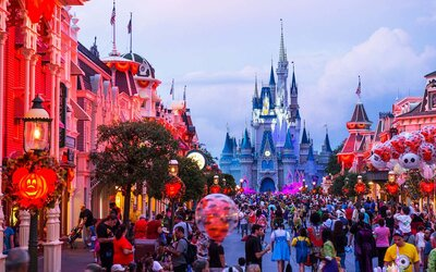7c6ac4f05 The Only Walt Disney World Guide You'll Ever Need | Travel + Leisure