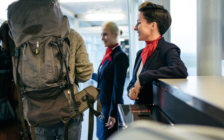 ede9351207a Flight attendants reveal the first things they notice when travelers board  a plane
