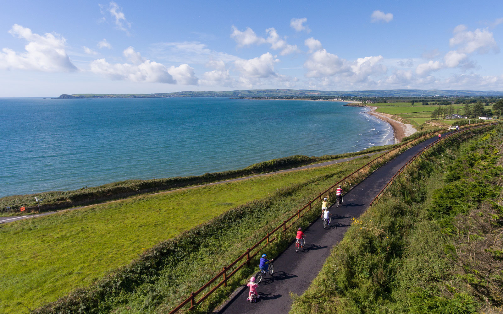 Cyclists and Nature Lovers Have a New Way to Tour Ireland's Stunning Scenery