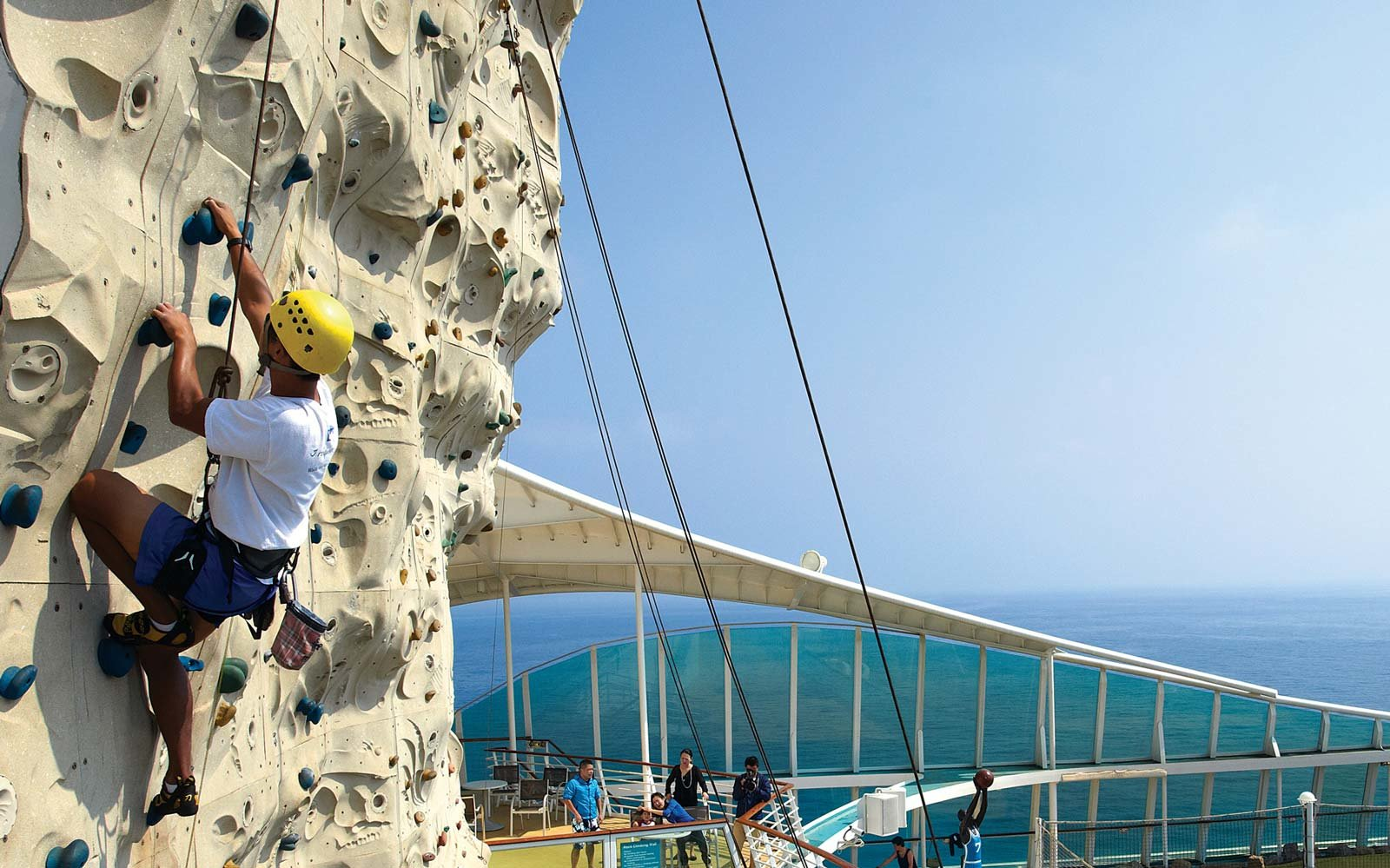 Five Things to Know About Royal Caribbean International's Majesty of the Seas Cruise Ship