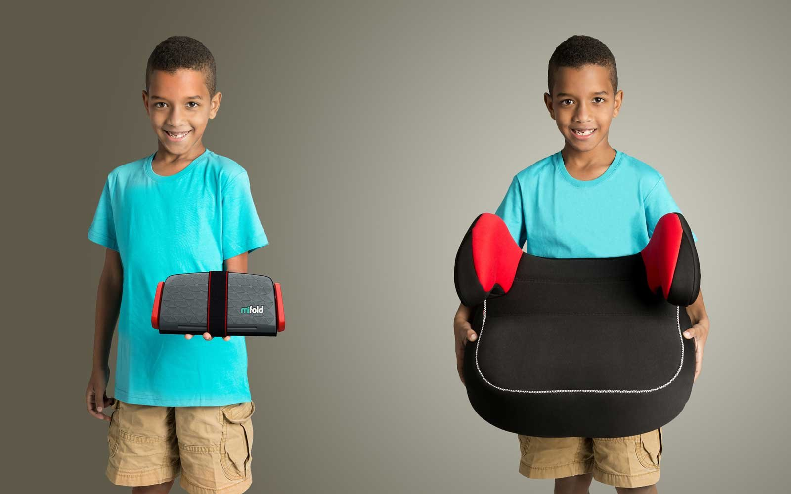 Mifold Grab-and-go Booster Car Seat
