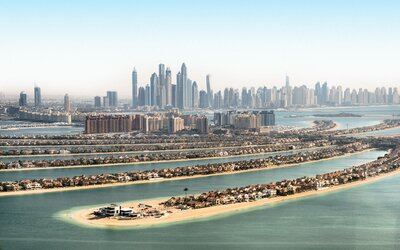 Dubai S Man Made Islands Everything You Need To Know Travel Leisure