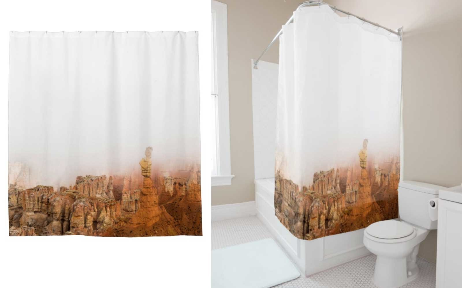 Shower Curtain, Zazzle