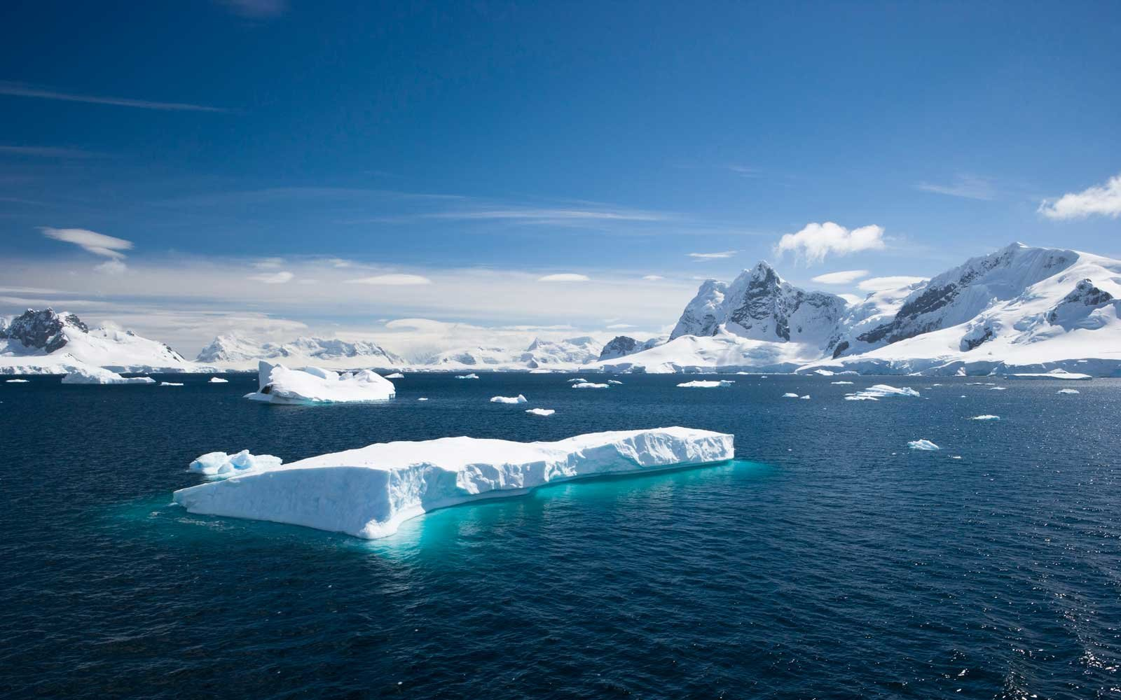 Facts About Antartica