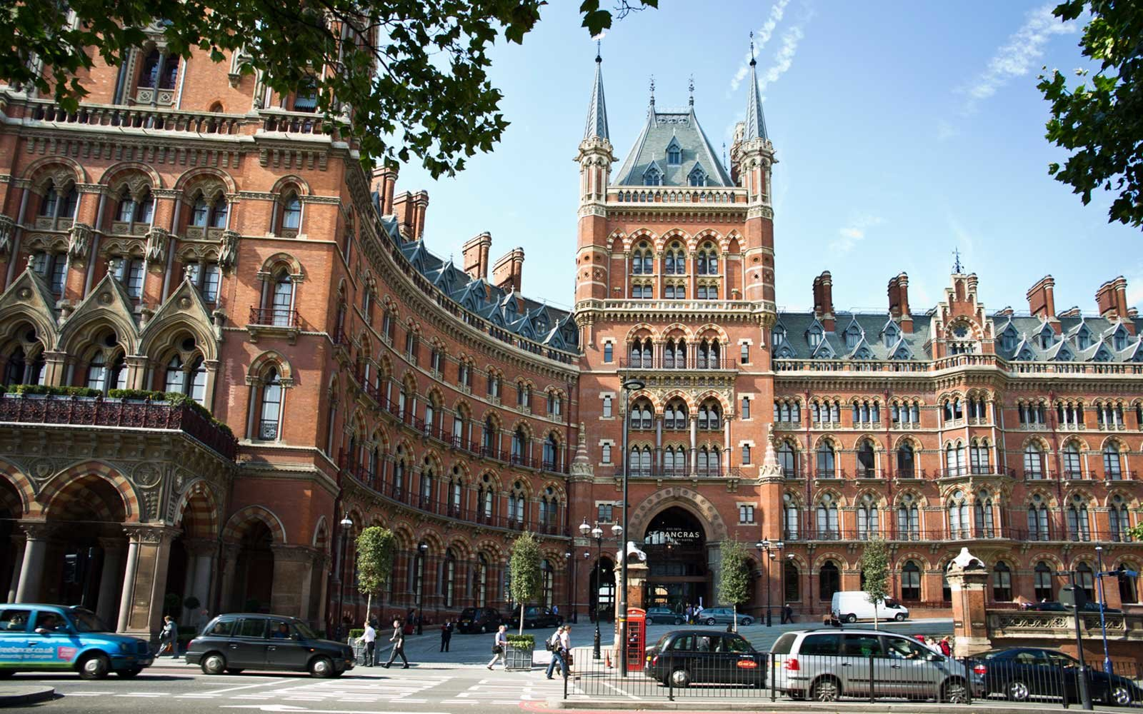 Affordable Vacation in London England