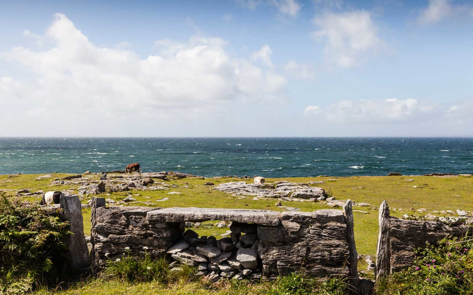 Affordable Vacation in Western Ireland