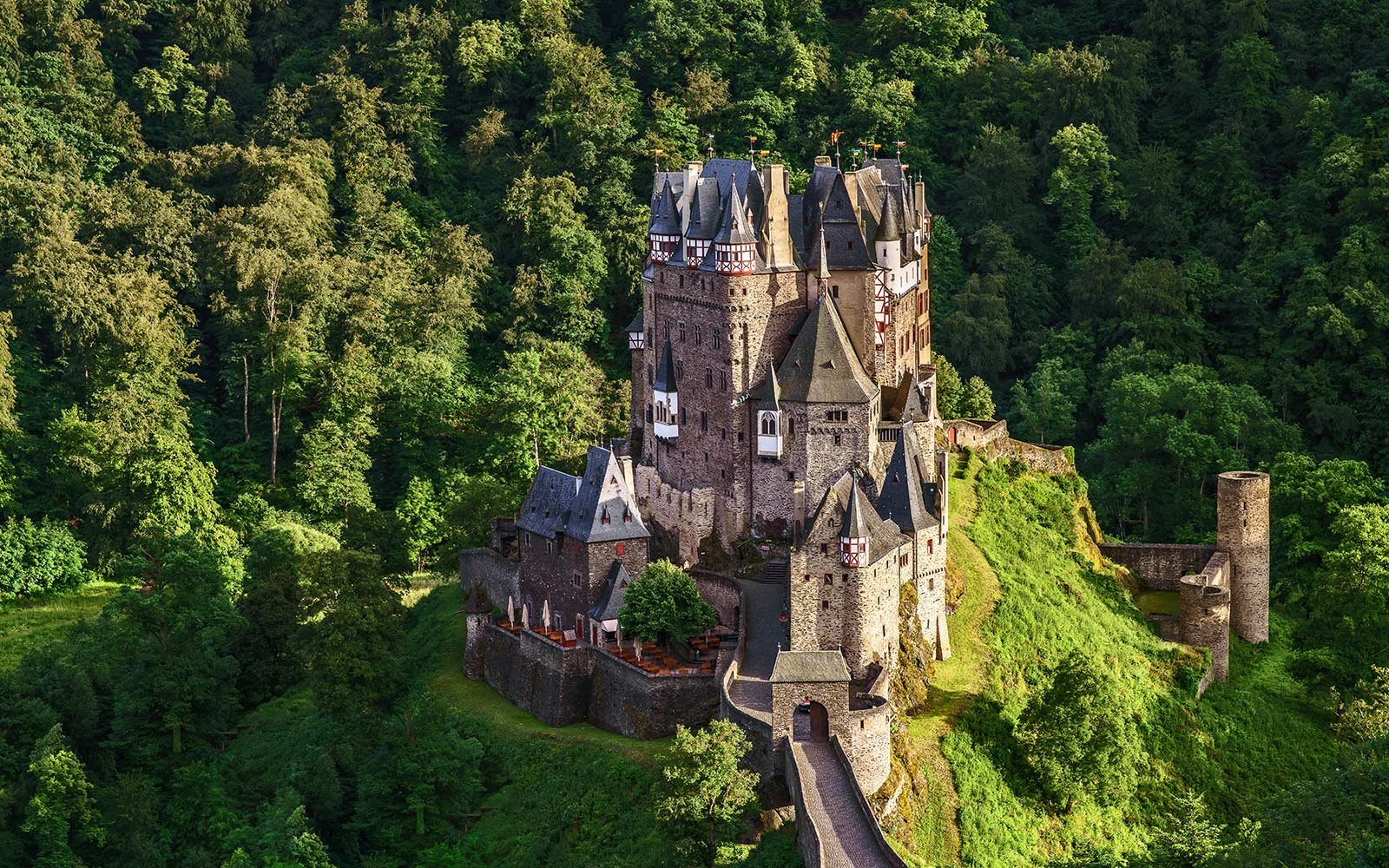 These Hidden Castles in Europe...