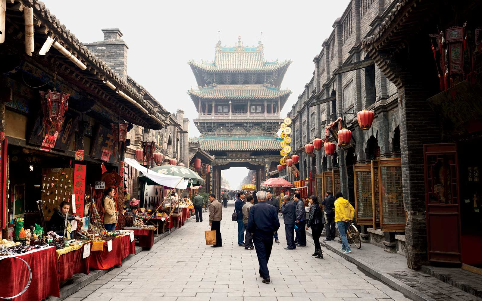 China Historic Cities