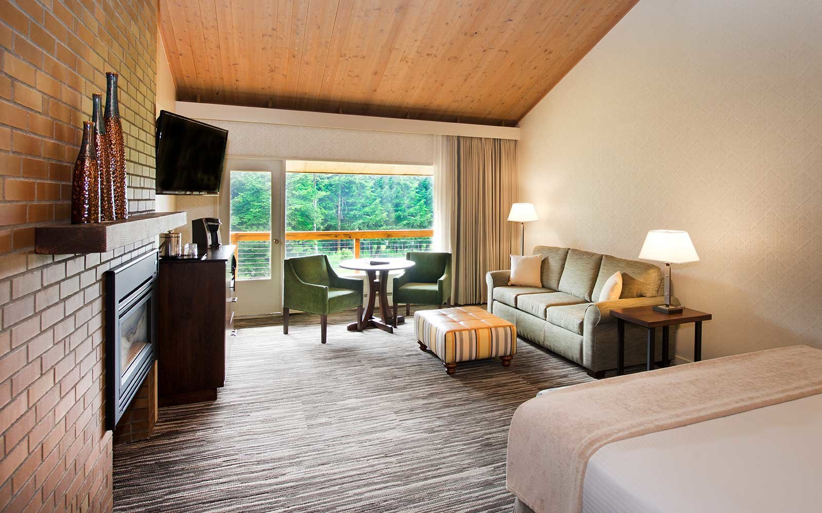 Salishan Spa and Golf Resort in the West