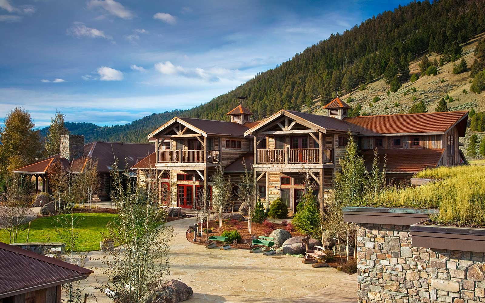 The Ranch at Rock Creek Resort Hotel in the West