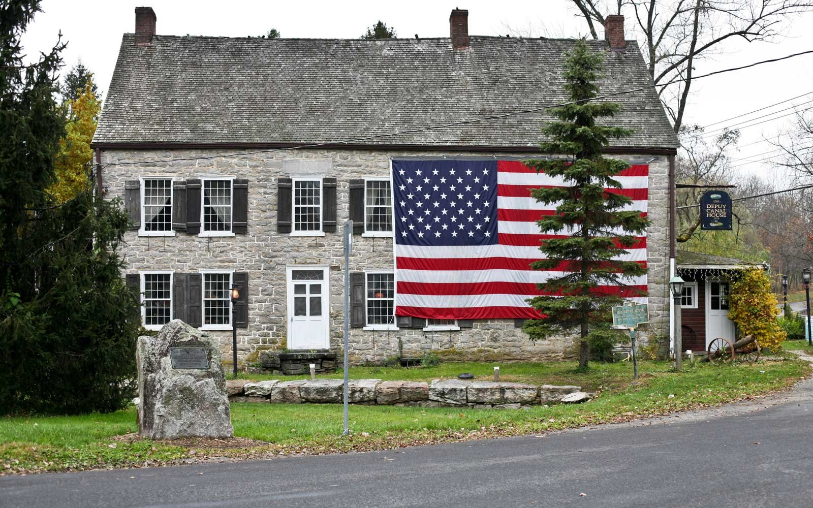 Great American Small Towns