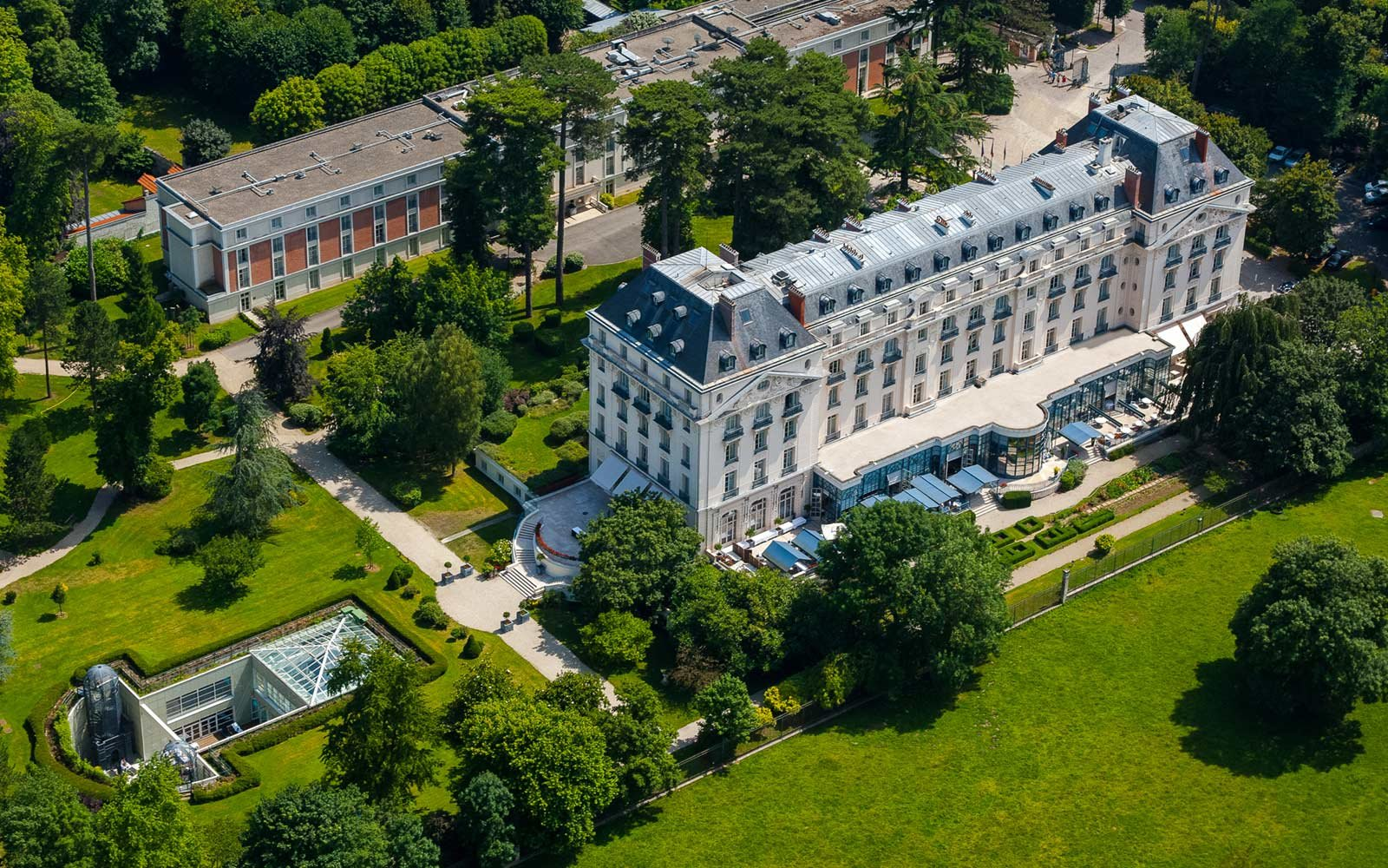 Trianon Palace Versailles, a Waldorf Astoria Hotel, France
