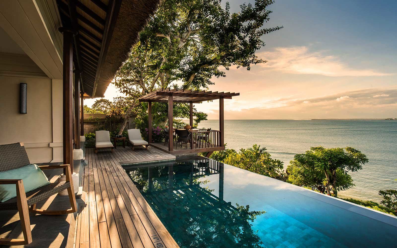The 2017 World S Best Resort Hotels In Indonesia Travel