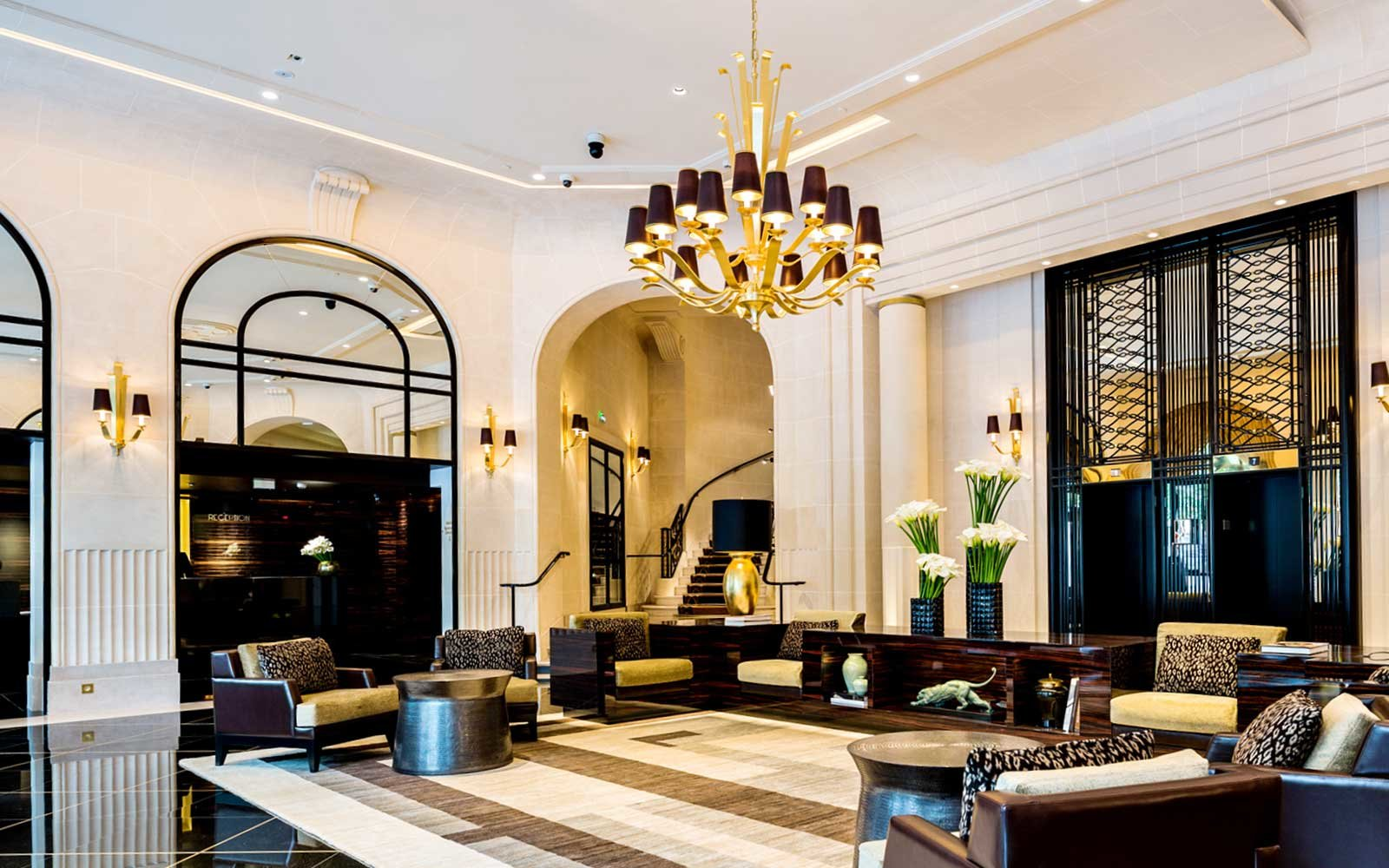 8. Prince de Galles, a Luxury Collection Hotel