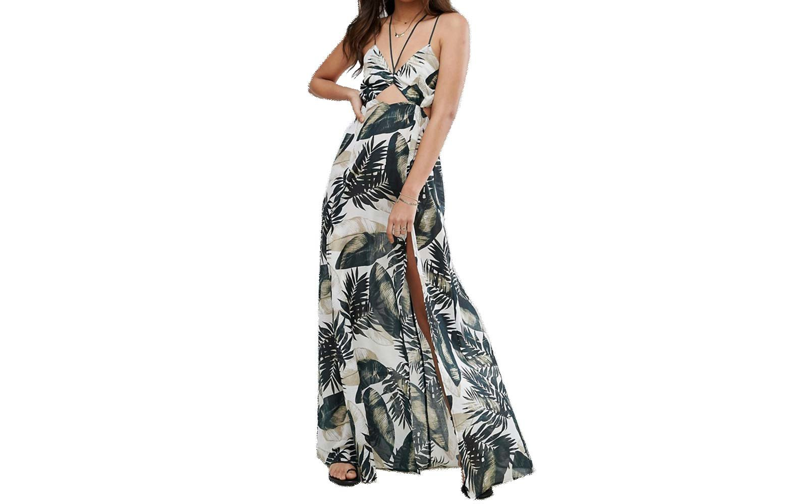 ASOS TALL Beach Maxi Dress