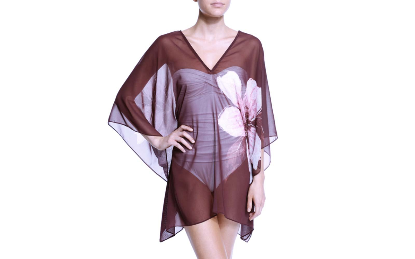 Carmen Marc Valvo Swimwear Cover Up
