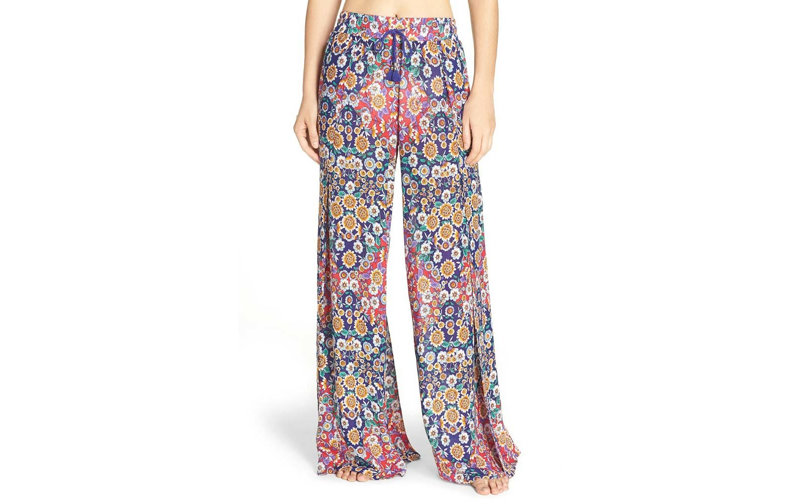 Nanette Lepore Desert Diamond Cover-up Pants