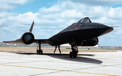 25 surprising facts about the SF-71 Blackbird | Travel + Leisure