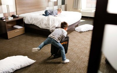 What to Do If You Damage Your Hotel Room | Travel + Leisure