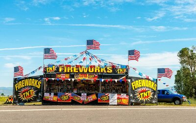 All the States Where You Can Legally Buy Fireworks for the