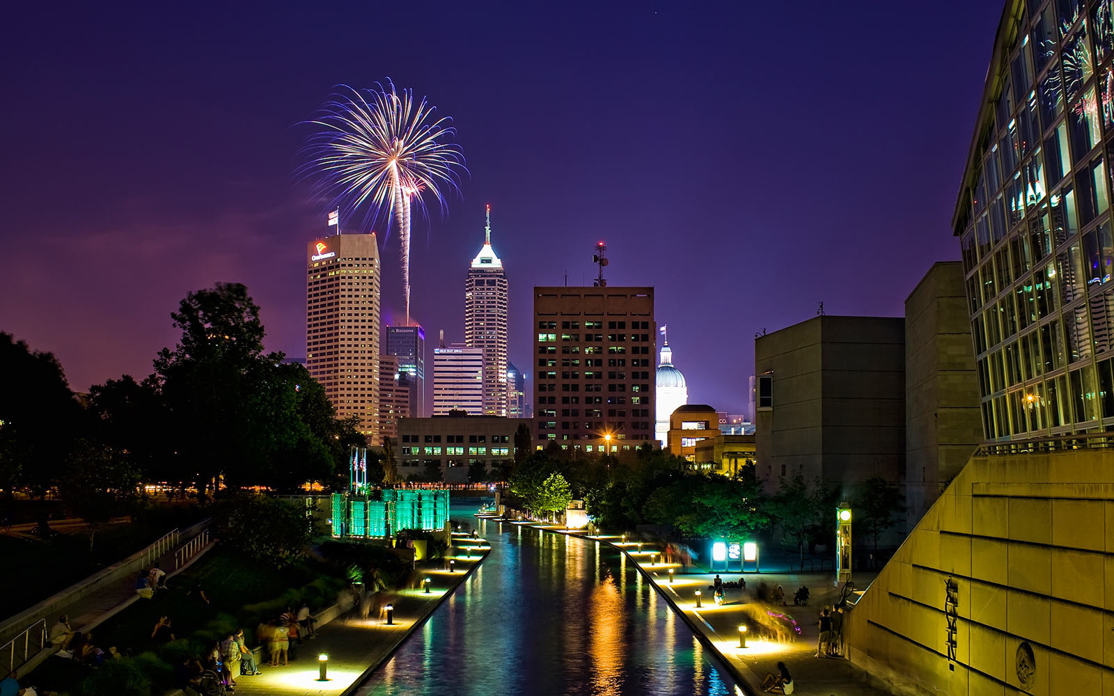 Fourth of July, Indianapolis, Indiana