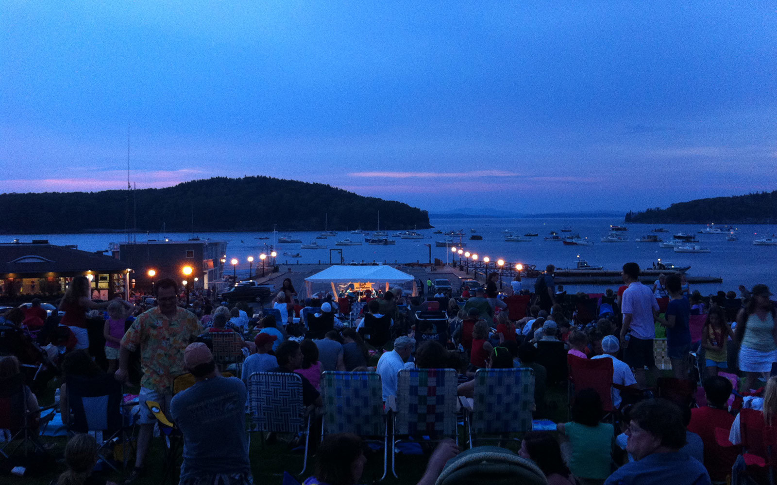 Fourth of July, Bar Harbor, Maine