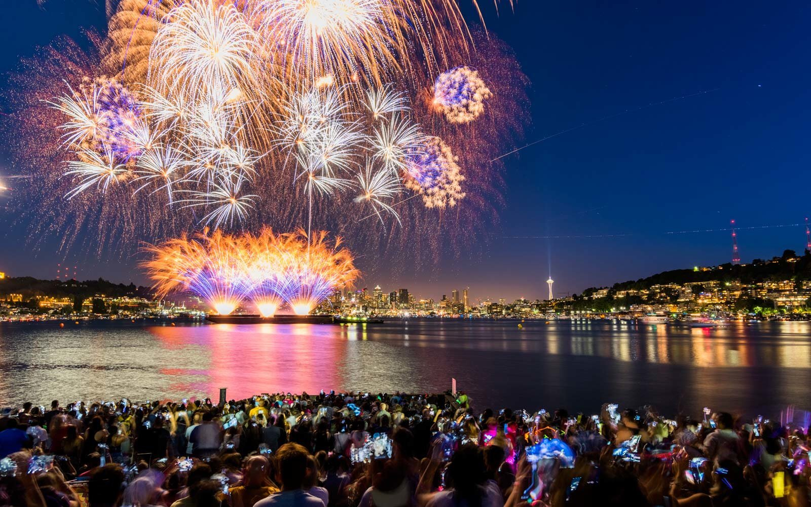 The Best Fourth of July Fireworks in Every U S  State | Travel + Leisure