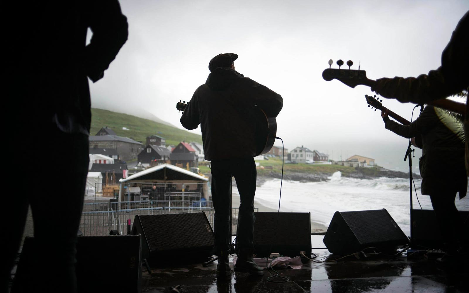 Bands at G Festival in the Faroe Islands
