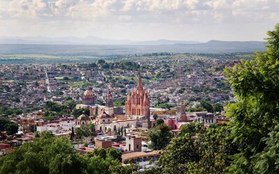 Fly to San Miguel de Allende for $253 Round-trip | Travel +