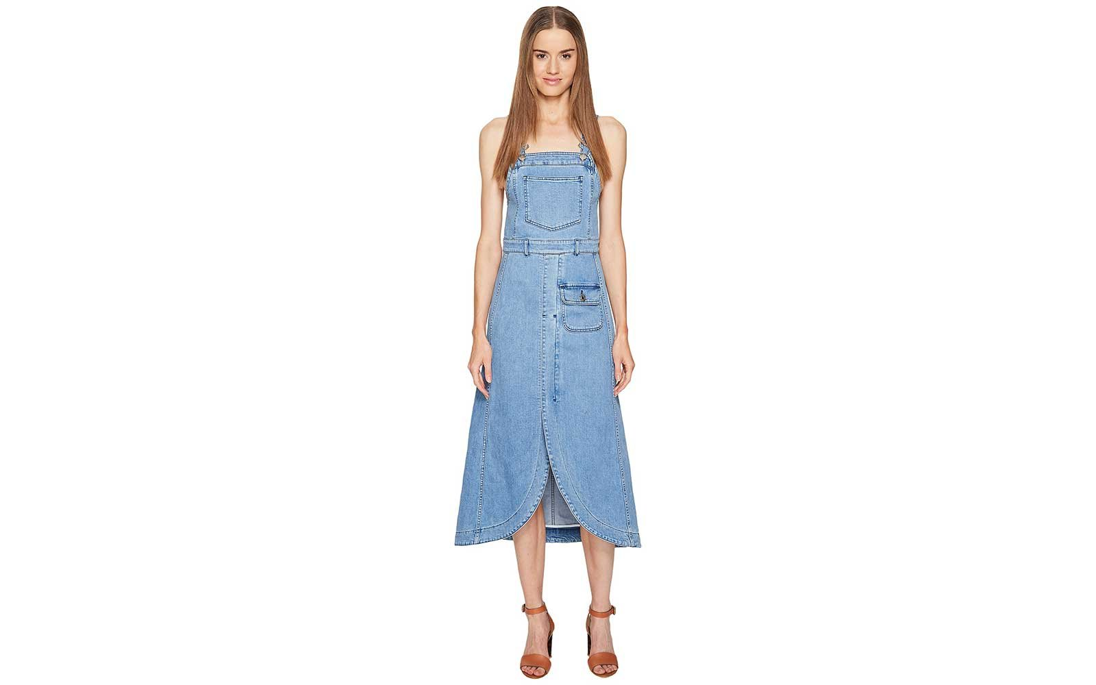 See by Chloe Overall Dress