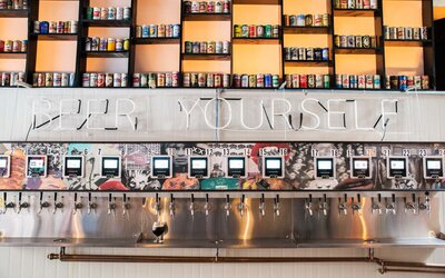 This Bar in Brooklyn Has a Beer ATM | Travel + Leisure