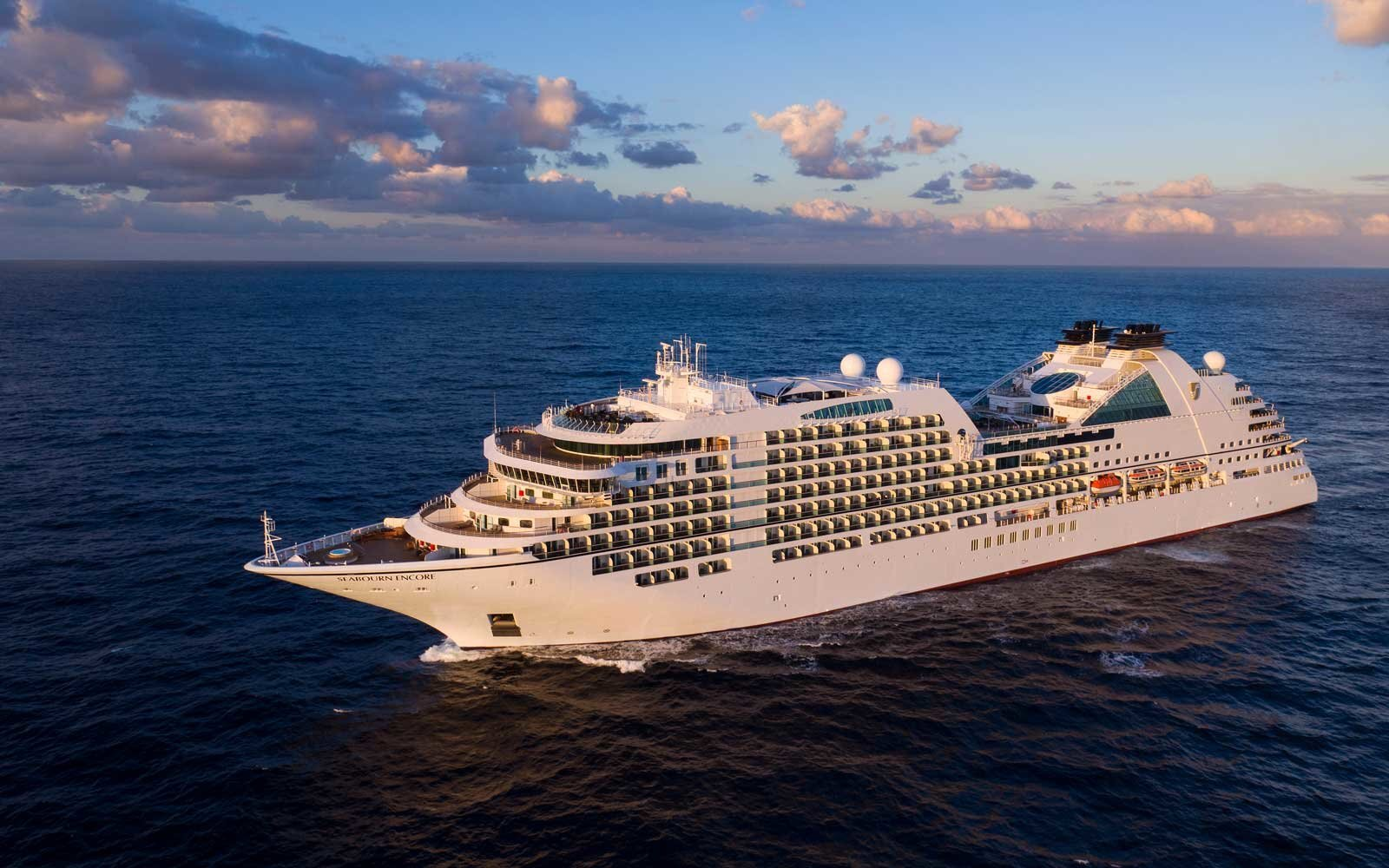 Travel + Leisure Reviews Seabourn Encore, the Cruise Line's Newest