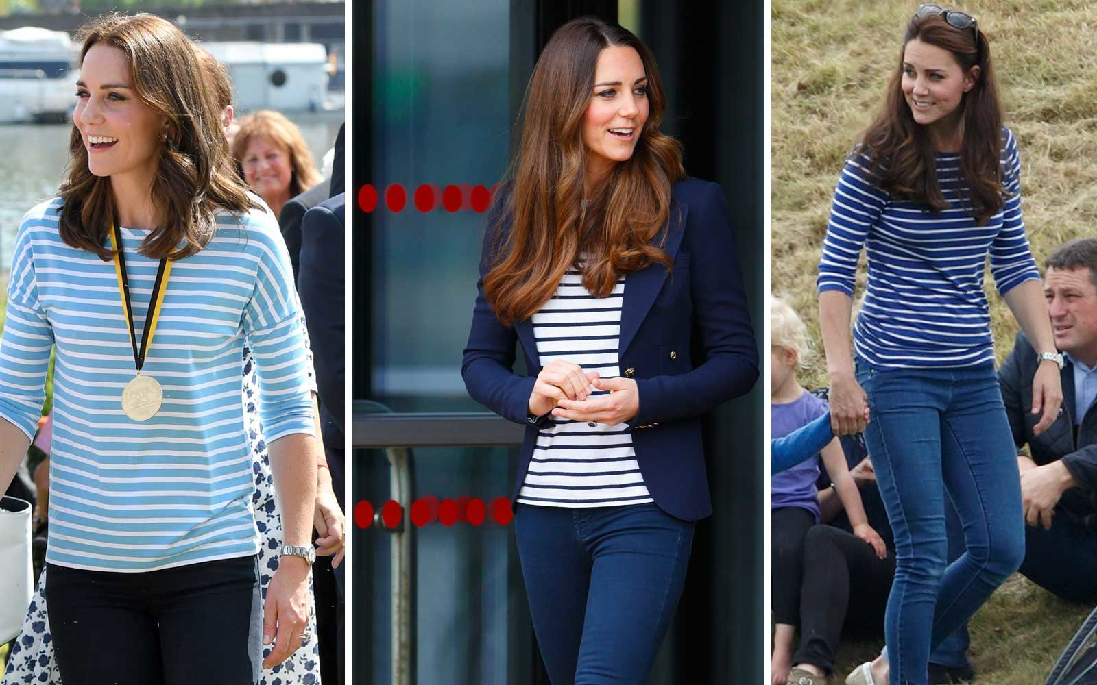 Kate Middleton Travel Outfits