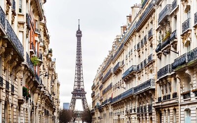 Eiffel Tower And Avenue D Eylau Paris France Airbnb Vacation Holiday Apartment Rental