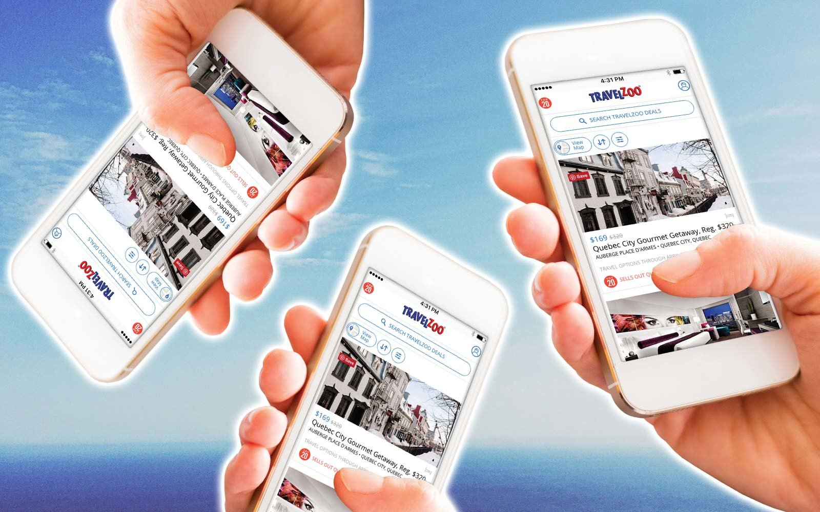 Last Minute Travel Planning Apps Travelzoo
