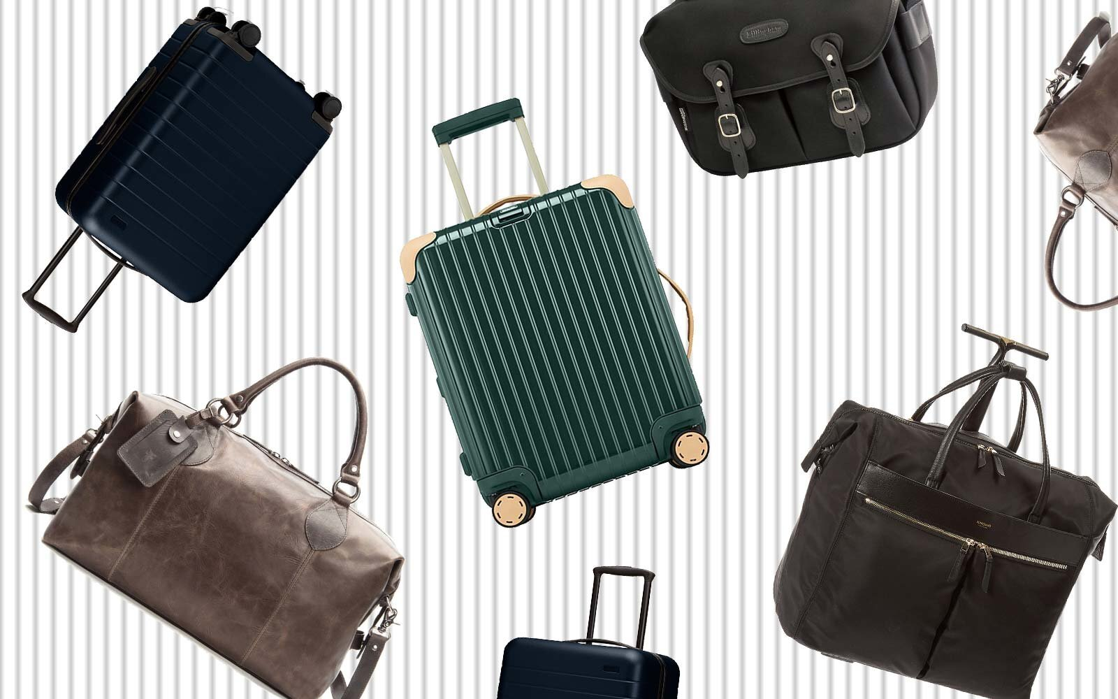 66b6f578f860 The Best Travel Bags: Carry-on, Checked, & Beyond | Travel + Leisure