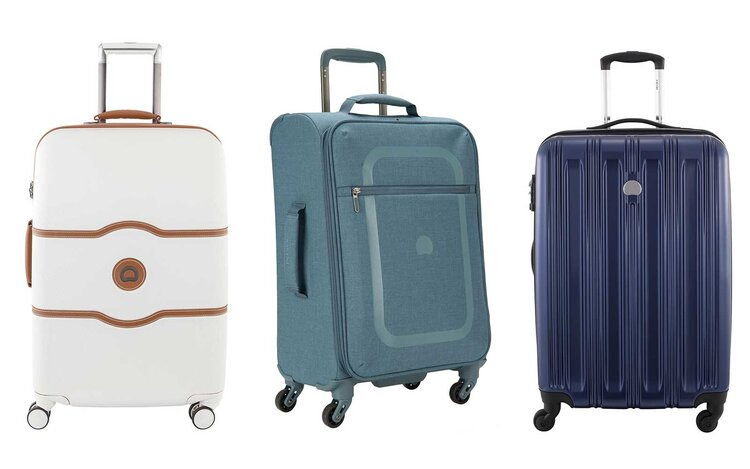 Delsey Suitcases and Luggage