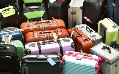 40cd99012 The Best Luggage Brands for Every Budget | Travel + Leisure