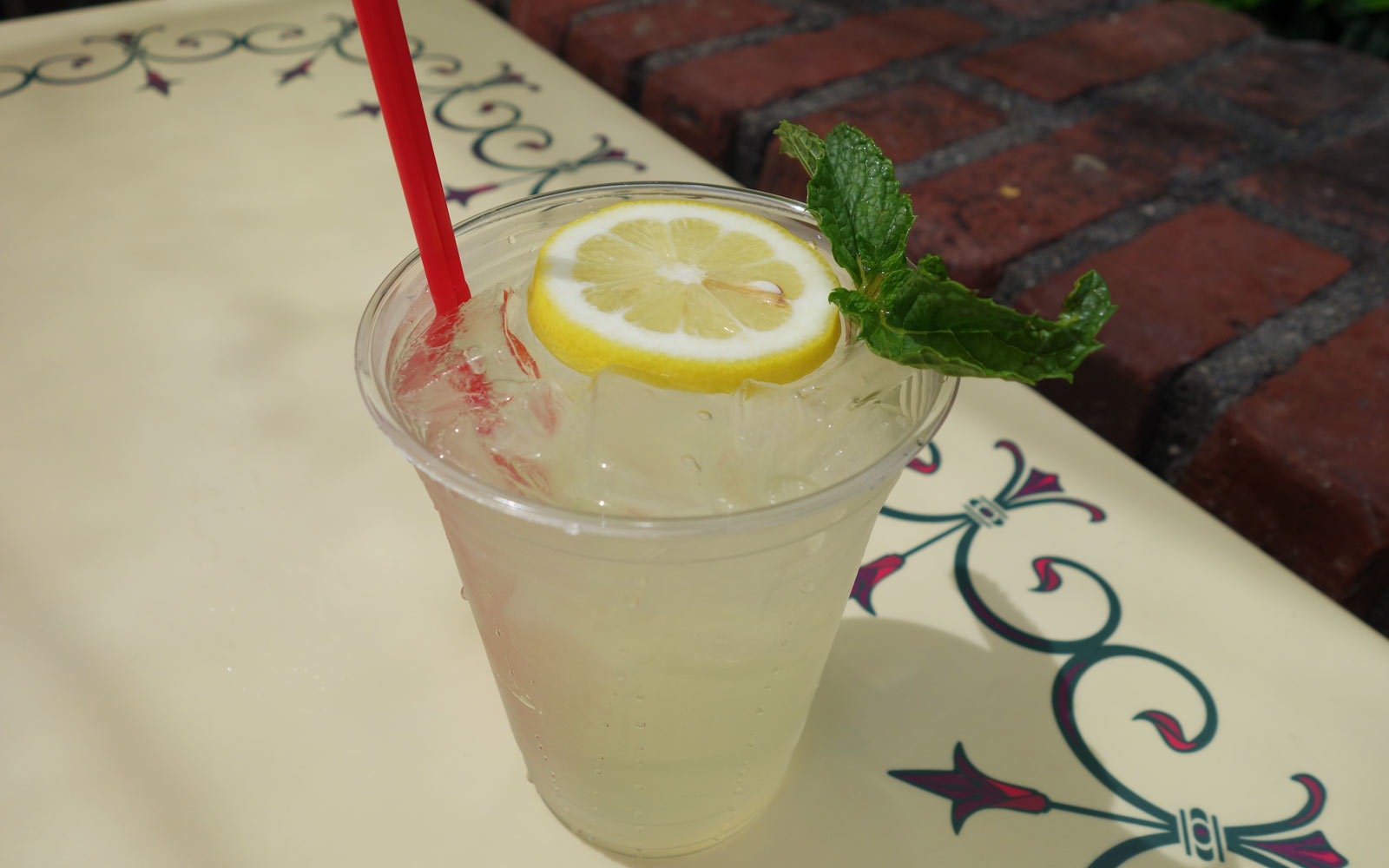 Mint Julep at New Orleans