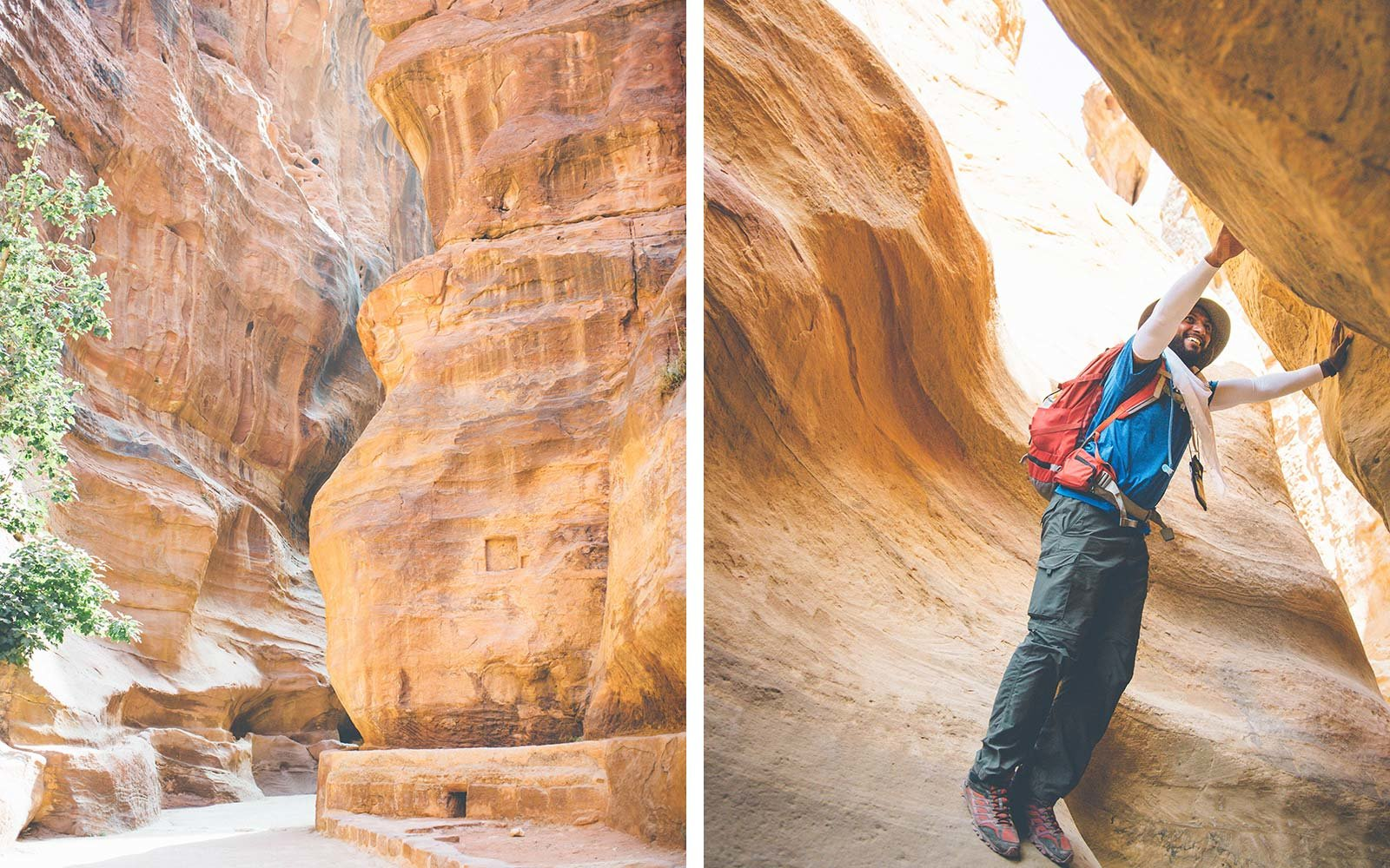 From Dana to Petra, 6 Days on The New Jordan Trail tour guide