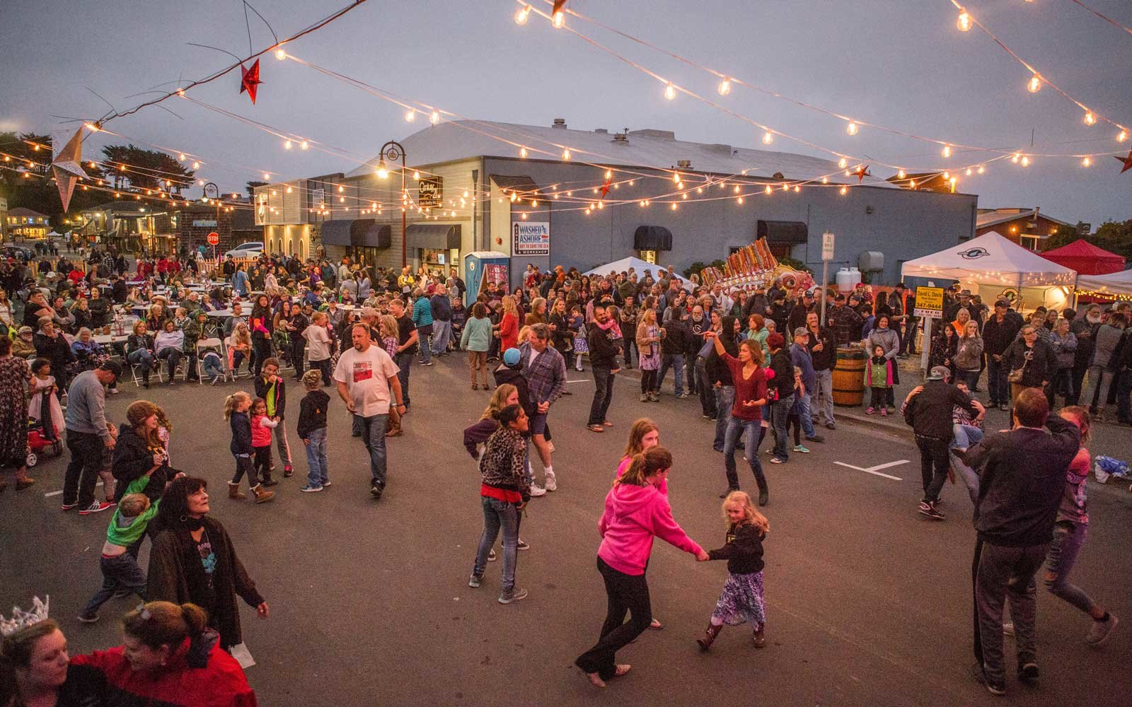 Oregon's Cranberry Festival