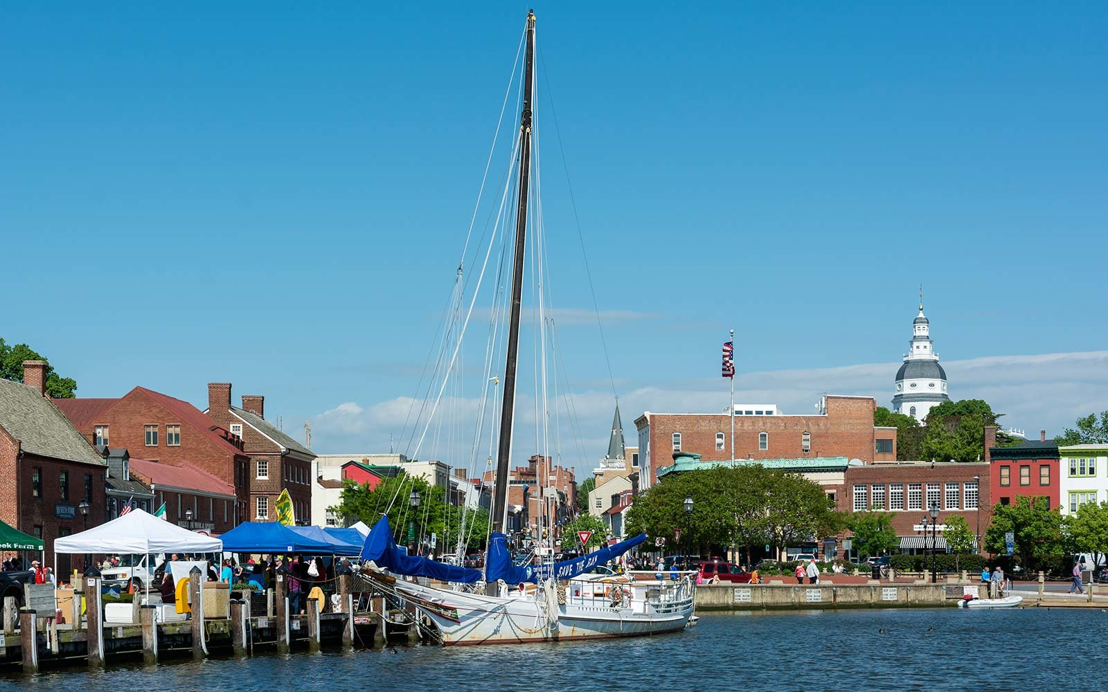 Happiest States in the United States America Maryland