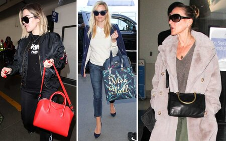 7faf97036b9f Celebrities  Favorite Handbags to Travel With