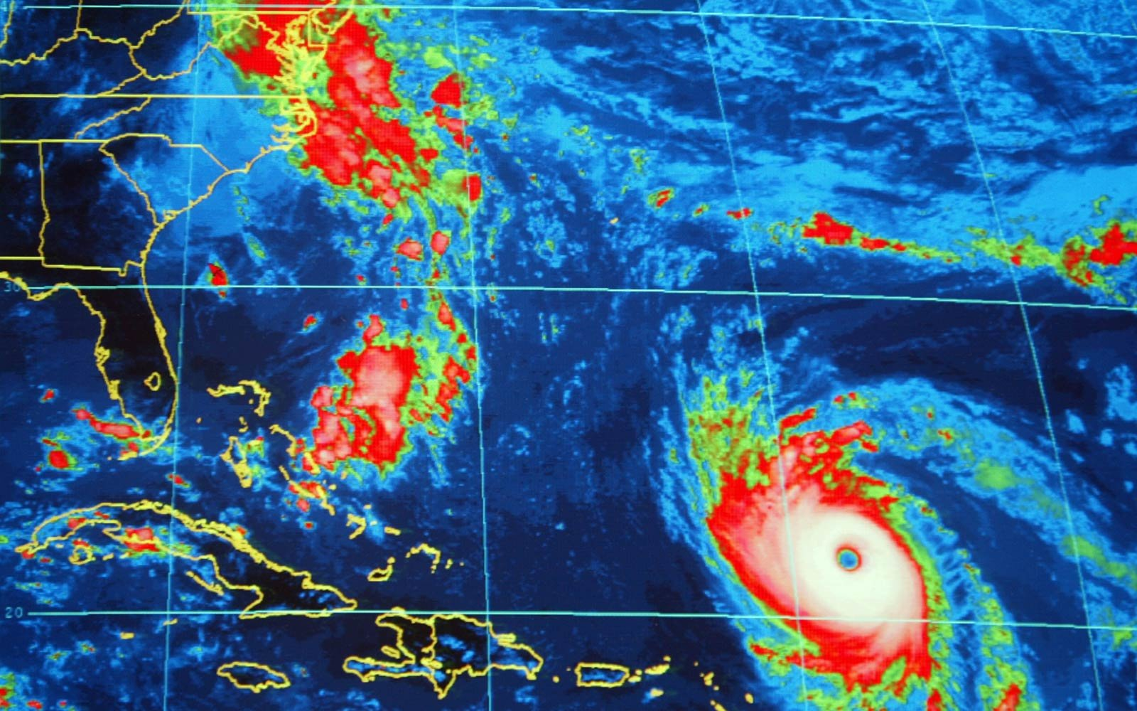 Hurricane Tracking and Recovery