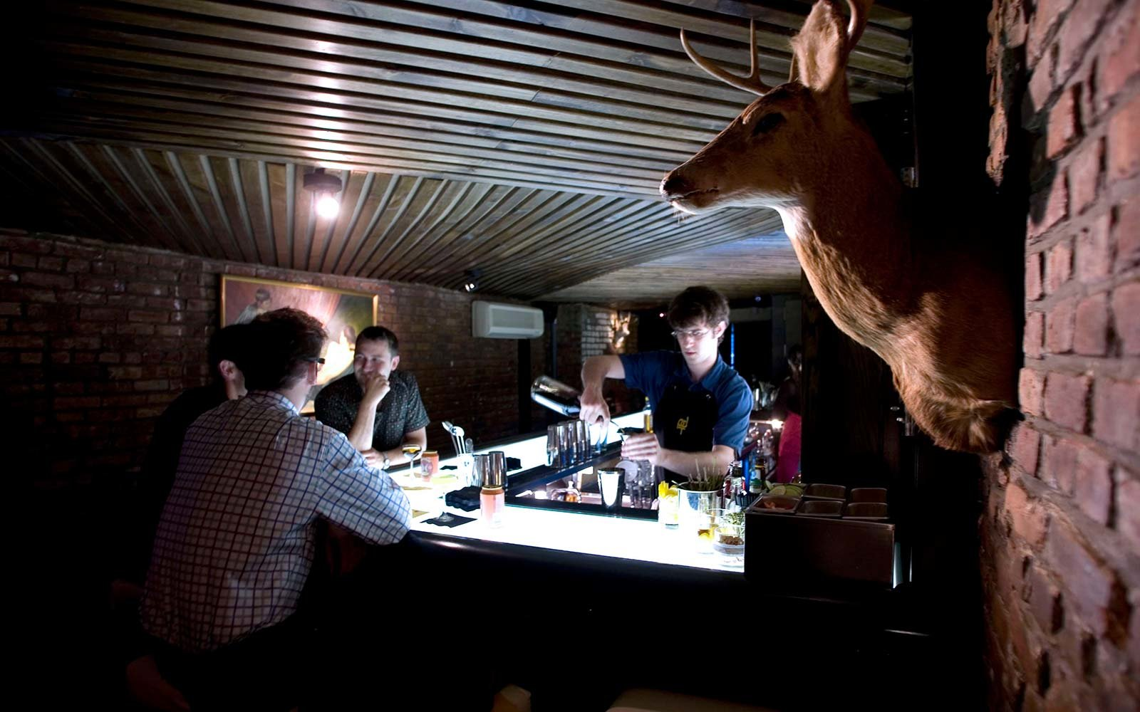 Hidden Secret Bars Around the World PDT Please Don't Tell New York City